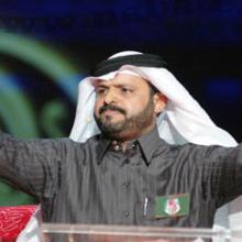 الفنان علي بن رفده